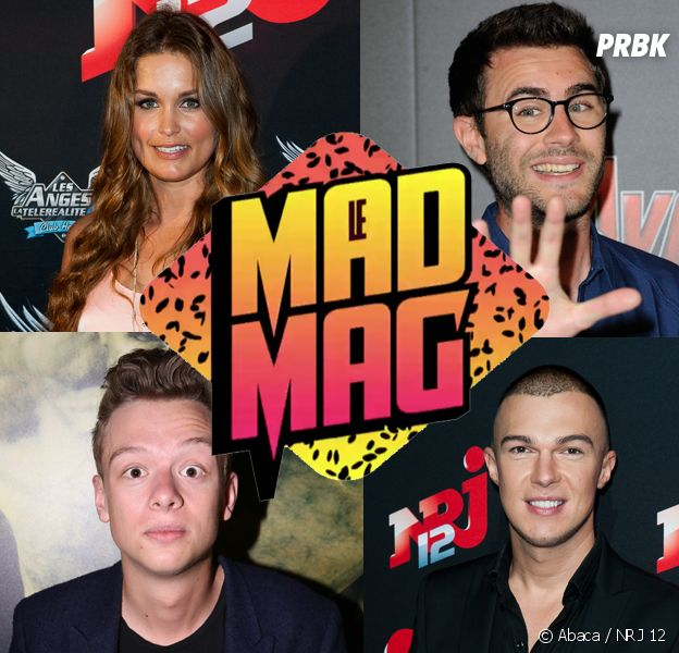 Les animateurs et chroniqueurs du Mad Mag que vous avez (peut-être) oublié
