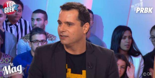 Stéphane Larue chroniqueur dans le Mag