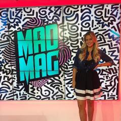 Aurélie Van Daelen virée du Mad Mag à cause d'Ayem Nour ? Elle annonce son retour dans l'émission 📺