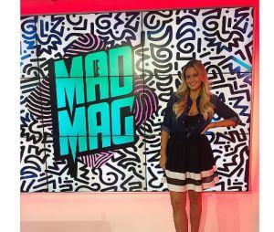 Aurélie Van Daelen virée du Mad Mag à cause d'Ayem Nour : elle annonce son retour dans l'émission