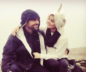 Jaimie Alexander (Blindspot) et son petit-ami Airon Armstrong sur Instagram