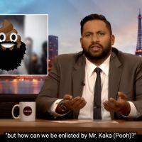 Kevin Razy lance sa nouvelle émission... et frappe fort avec un sketch sur Daesh !