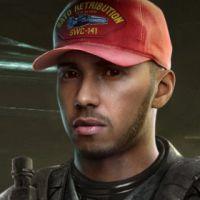 Call of Duty Infinite Warfare : le pilote de F1 Lewis Hamilton dans le jeu 😳