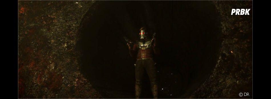 Les Gardiens de la Galaxie 2 : Star-Lord dans la bande-annonce