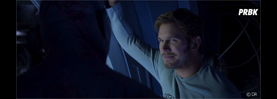 Les Gardiens de la Galaxie 2 : Chris Pratt dans la bande-annonce