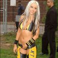 Kylie Jenner s'est inspirée de ce look de Christina Aguilera pour son costume d'Halloween.
