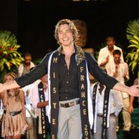 Mister France 2010 ... Anthony Garcia est l'élu
