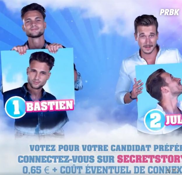 Estimations Secret Story 1 : Julien en finale, Bastien éliminé ?