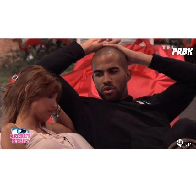 Secret Story 10 : Mélanie a-t-elle couché avec Pierre ?