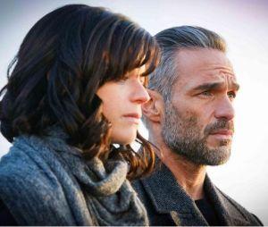 Profilage saison 7 : Adèle Delettre et Rocher joué par Philippe Bas