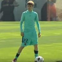 """Justin Bieber """"recruté"""" par le Barça et validé par Neymar : bientôt pro du ballon rond ?"""