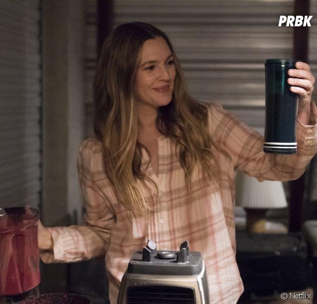 Santa Clarita Diet : la nouvelle série de Netflix avec Drew Barrymore