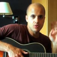 Milow ... Out of My hands, son nouveau titre !