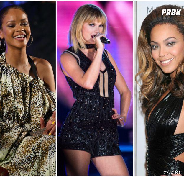Taylor Swift plus forte que Beyoncé, Jay Z et Justin Bieber réunis !
