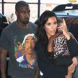 """Kim Kardashian et Kanye West en crise ? Le rappeur suivrait encore des """"soins ambulatoires"""" et Kim le """"soutient"""" même si elle serait """"inquiète""""."""