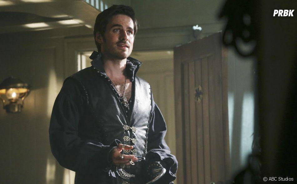 Once Upon a Time saison 5 : Hook bientôt mort