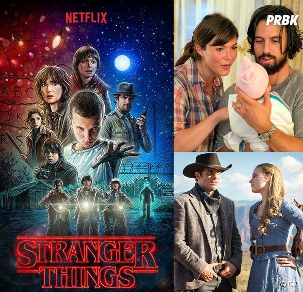 Stranger Things, This is Us, Westworld... 10 séries qu'il ne fallait pas manquer en 2016