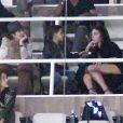 Cristiano Ronaldo et sa nouvelle chérie Georgina Rodriguez ont suivi un match ensemble depuis les gradins.