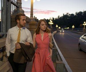La La Land : Emma Stone et Ryan Gosling amoureux dans le film