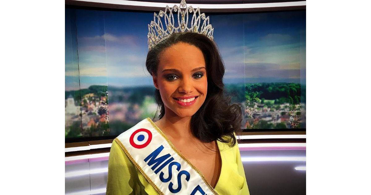 Cyril hanouna content alicia aylies miss france 2017 r ve de faire tpmp purebreak - Miss france 2017 interview ...