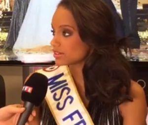 Alicia Aylies (Miss France 2017) rêve de participer à TPMP aux côtés de Cyril Hanouna.