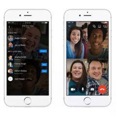 Facebook Messenger lance un chat vidéo... jusqu'à 50 personnes