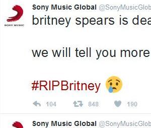 Britney Spears morte ? Les tweets après un piratage