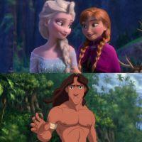 La Reine des Neiges et Tarzan liés : la théorie des fans confirmée