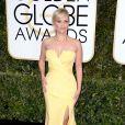 Reese Witherspoon sur le tapis-rouge des Golden Globes 2017 le 8 janvier à Los Angeles