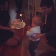 Louis Tomlinson fête le premier anniversaire de son fils Freddie avec Briana Jungwirth 🎂