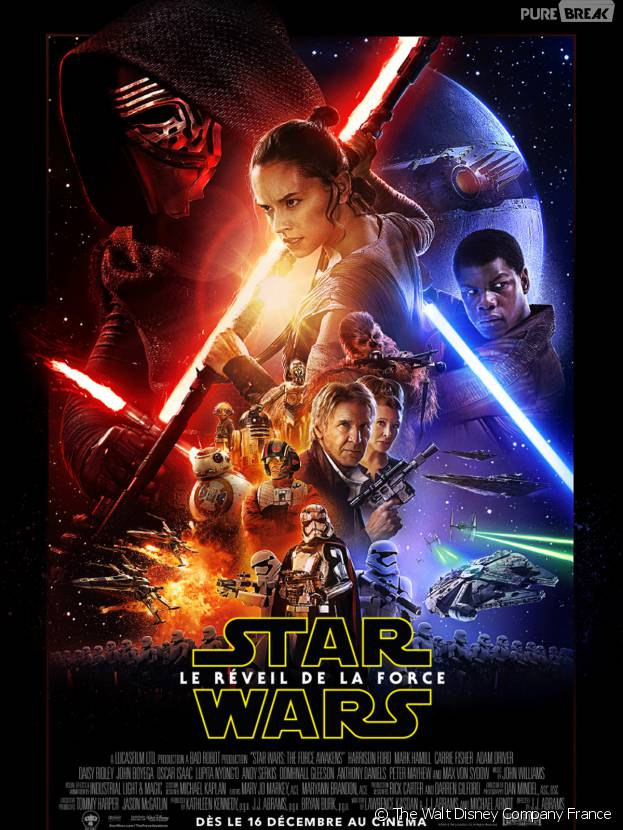 Star Wars 8 : le titre dévoilé, nouveau logo très intrigant