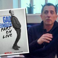 """Gad Elmaleh : son spectacle aux USA ? """"Il y a des soirs où je me suis pris des gifles"""" (Interview)"""
