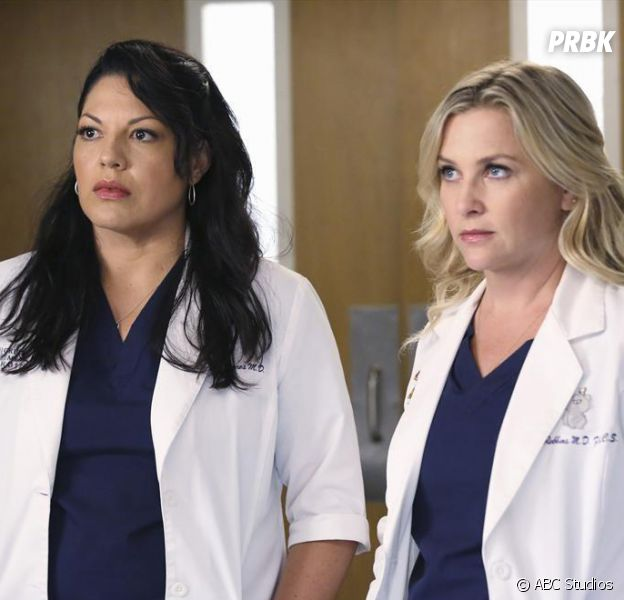 Grey's Anatomy saison 13 : Jessica Capshaw parle du départ de Sara Ramirez