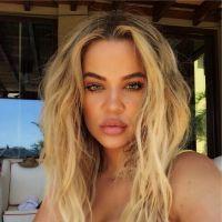 Khloé Kardashian méconnaissable sur un selfie : la photo qui inquiète ses fans