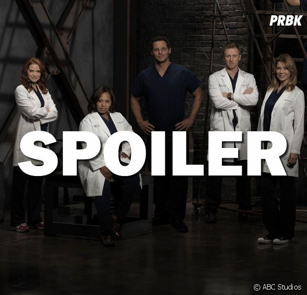 Grey's Anatomy saison 13 : une actrice va quitter la série