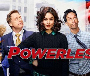 Powerless : la bande-annonce de la série avec Vanessa Hudgens