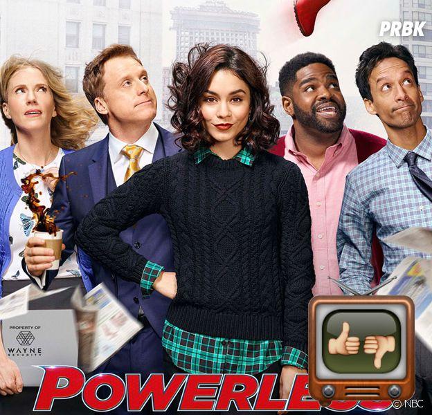 Powerless : faut-il regarder la série avec Vanessa Hudgens ?