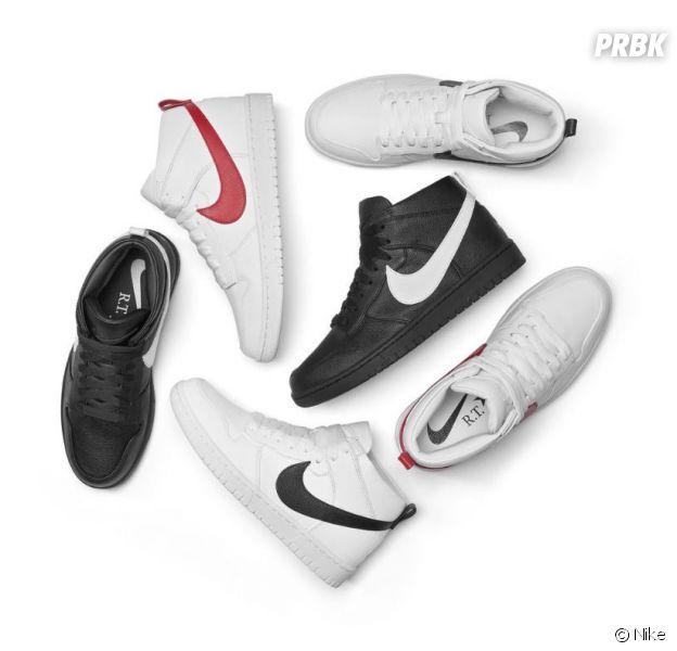 La nouvelle NikeLab Dunk Lux Chukka x RT : Bella Hadid égérie de Riccardo Tisci pour la sneaker à adopter !