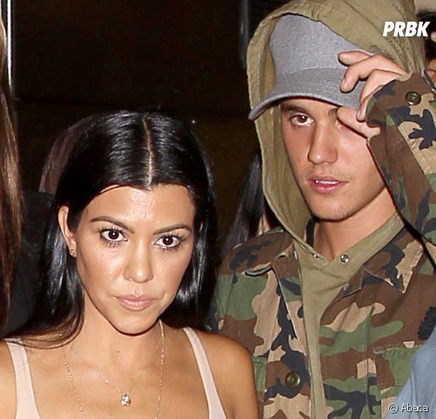 Justin Bieber et Kourtney Kardashian en couple ? La rumeur s'intensifie !