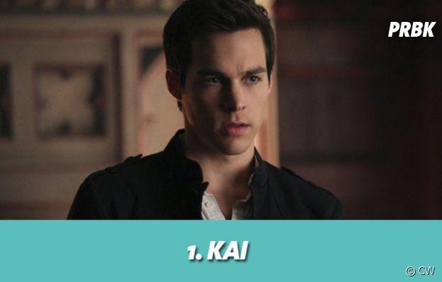 The Vampire Diaries saison 8, 5 méchants qui nous font encore trembler : Kai est numéro 1