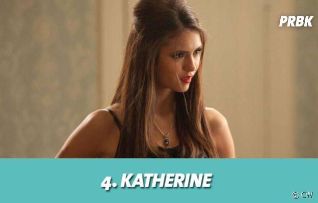 The Vampire Diaries saison 8, 5 méchants qui nous font encore trembler : Katherine est numéro 4
