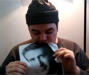 Jason Segel : un fan mange sa photo