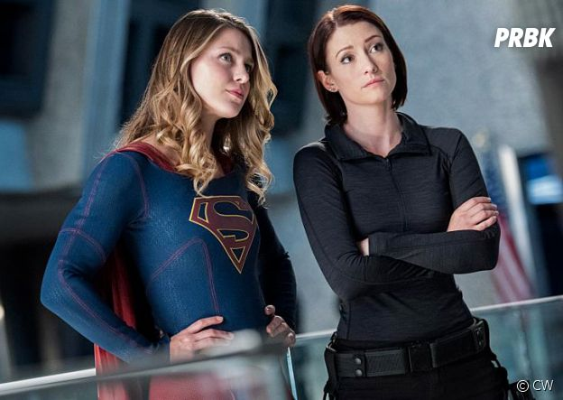 Chyler Leigh (Grey's Anatomy) dans Supergirl