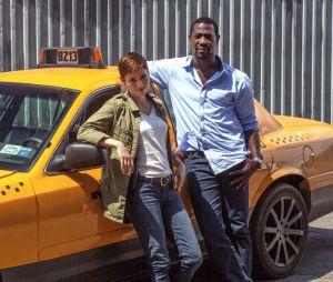 Chyler Leigh (Grey's Anatomy) dans Taxi Brooklyn