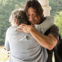 The Walking Dead saison 7 : les acteurs ont tous pleuré à cause de Carol et Daryl