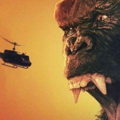 Kong : Skull Island - des superbes affiches d'artistes pour célèbrer King Kong