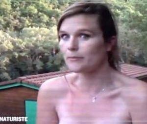 Zita dans la peau d'une naturiste