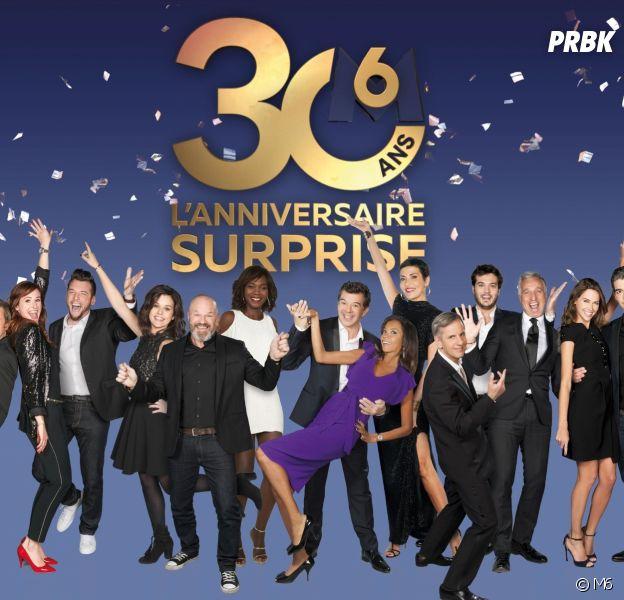 M6 fête ses 30 ans en prime ce mardi 7 mars 2017