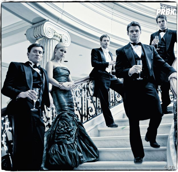 The Vampire Diaries : cette photo a inspiré le spin-off The Originals