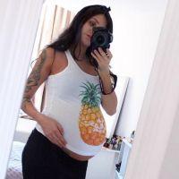 Julia Paredes maman : elle est sans nouvelles du père de sa fille et a pris 20 kilos